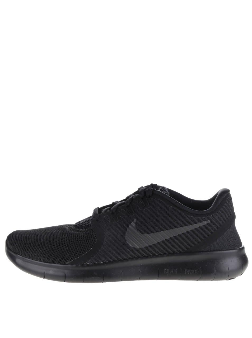 Černé pánské tenisky Nike Free Commuter Running