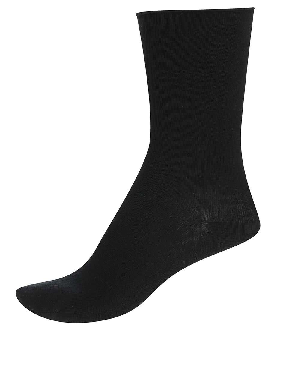 Černé dámské ponožky Bellinda Daily