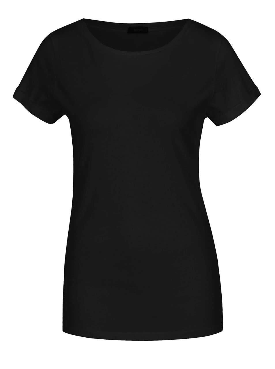 Černé basic tričko ZOOT