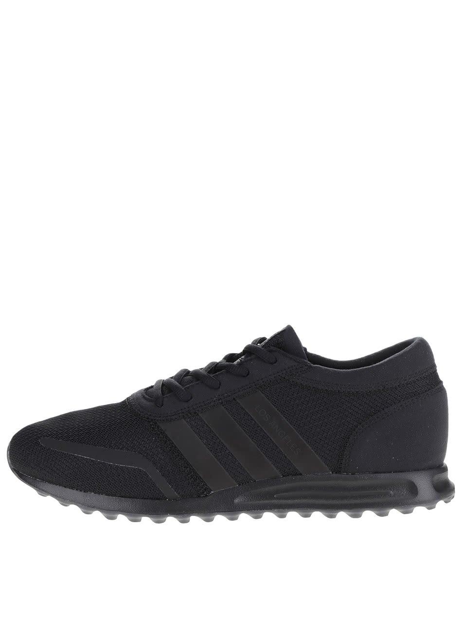 Černé pánské tenisky adidas Originals Los Angeles