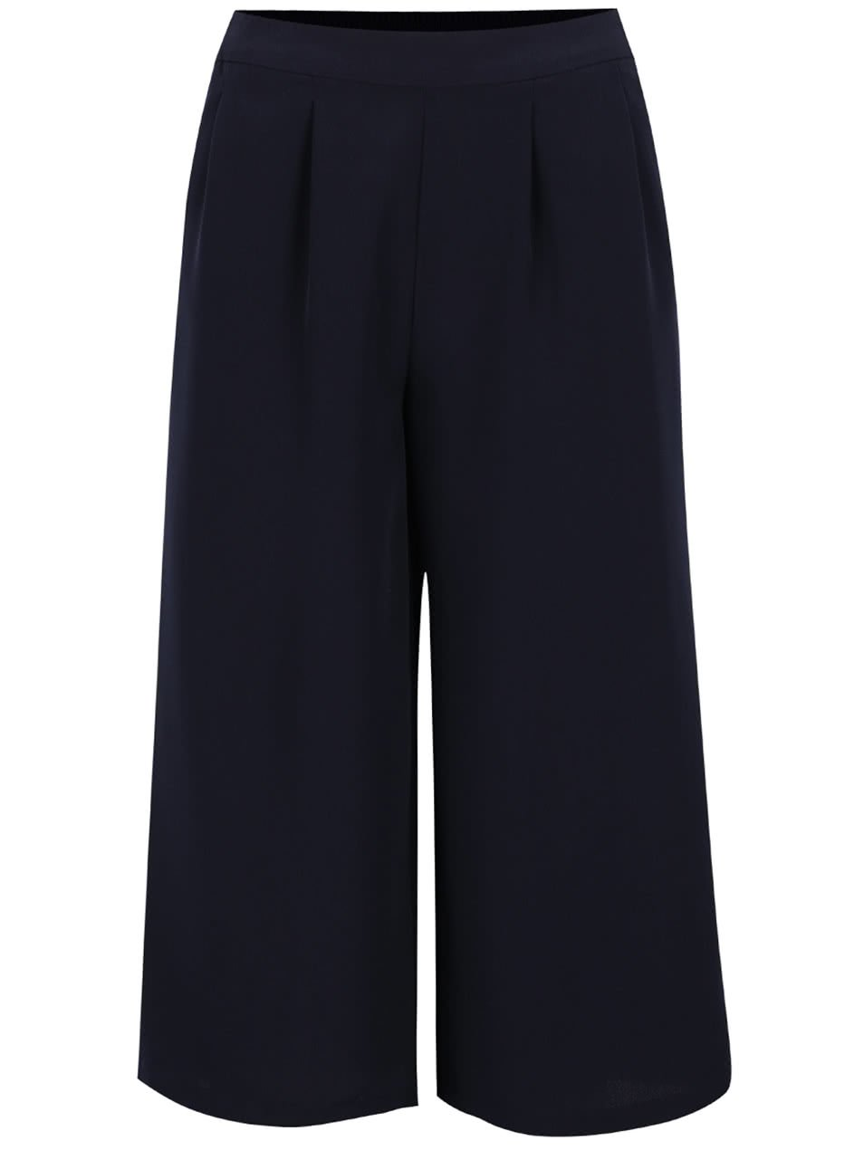 Tmavomodré culottes nohavice ONLY Charlotte