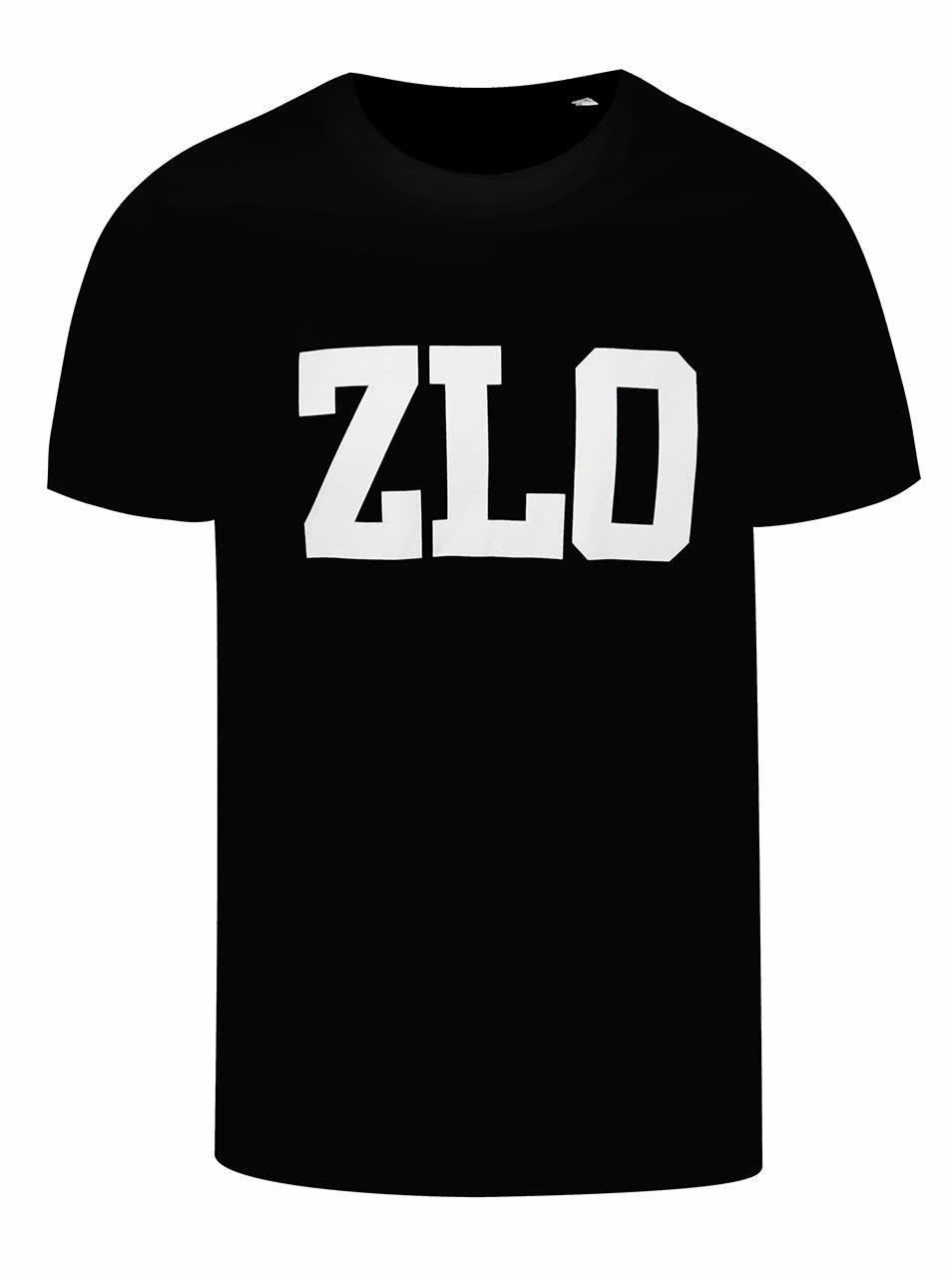 Černé pánské triko ZOOT Originál ZLO