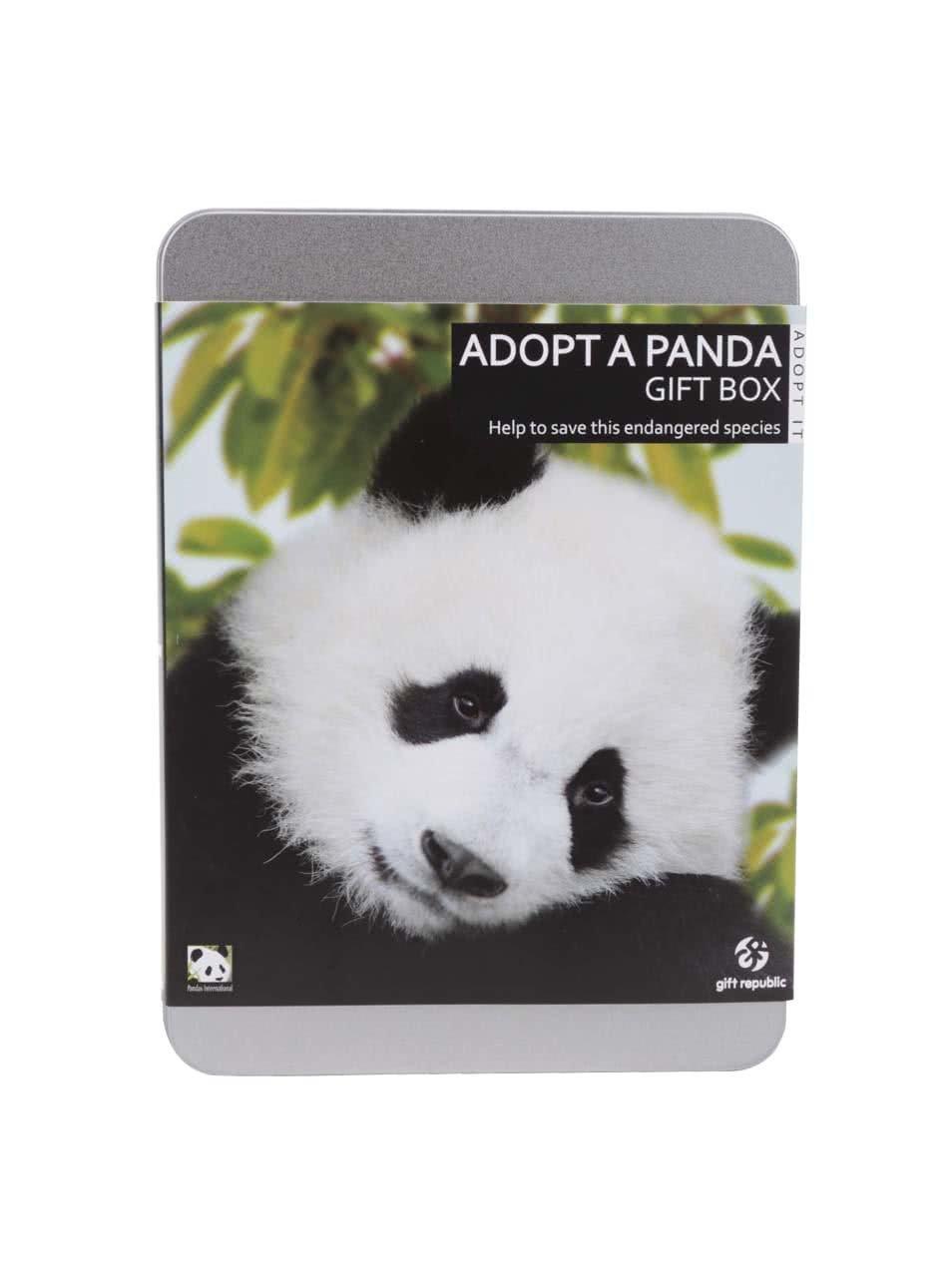 Adoptujte si pandu Gift Republic