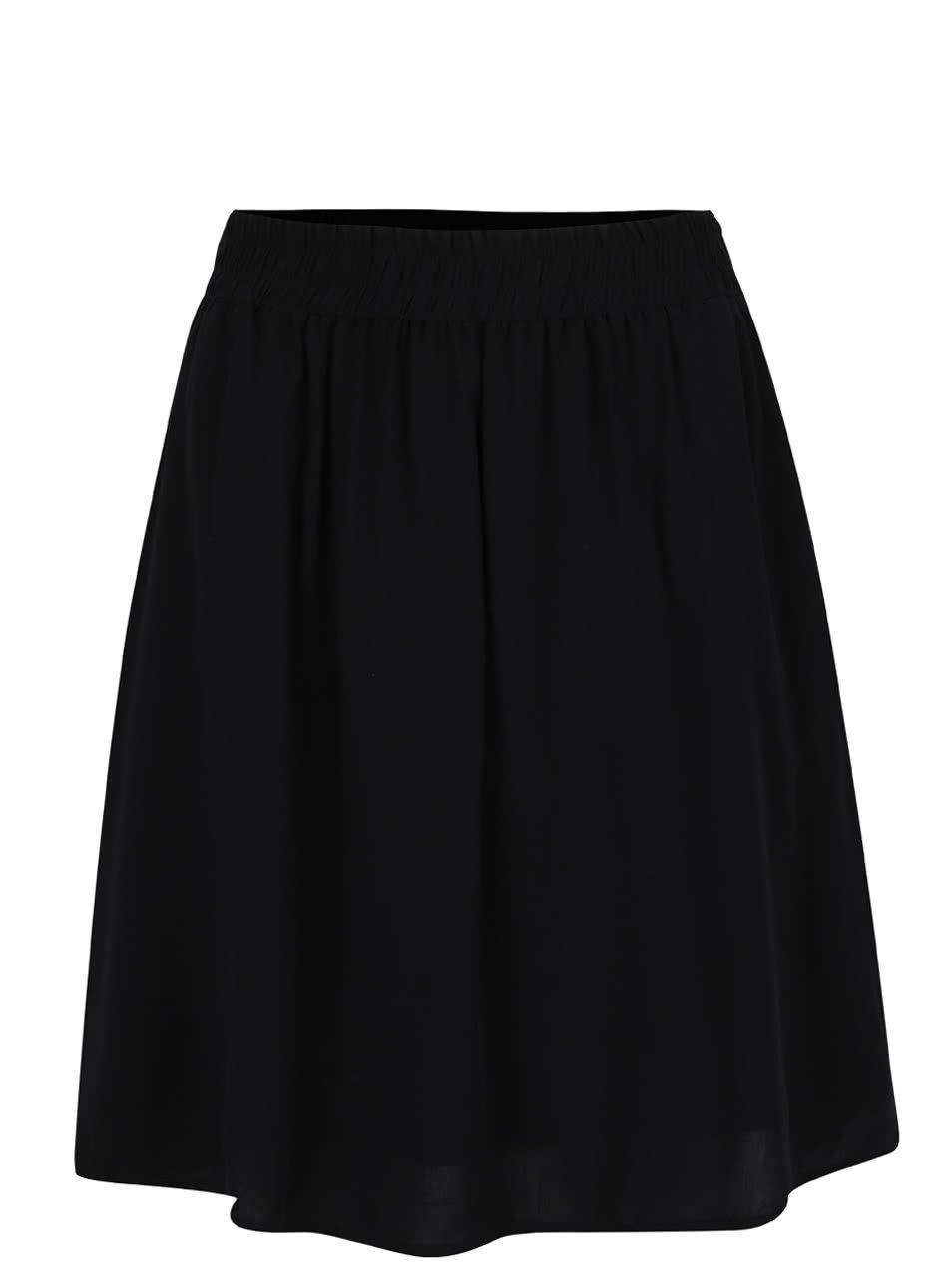 Černá sukně s kapsami Broadway Diamond