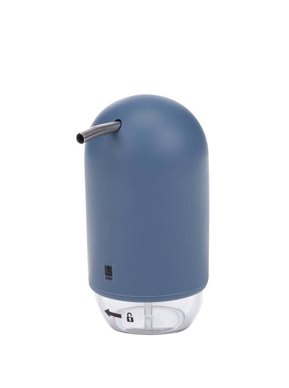 Modrý dávkovač na mýdlo Umbra Touch