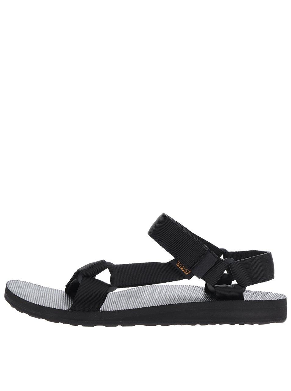 Černé pánské sandály Teva