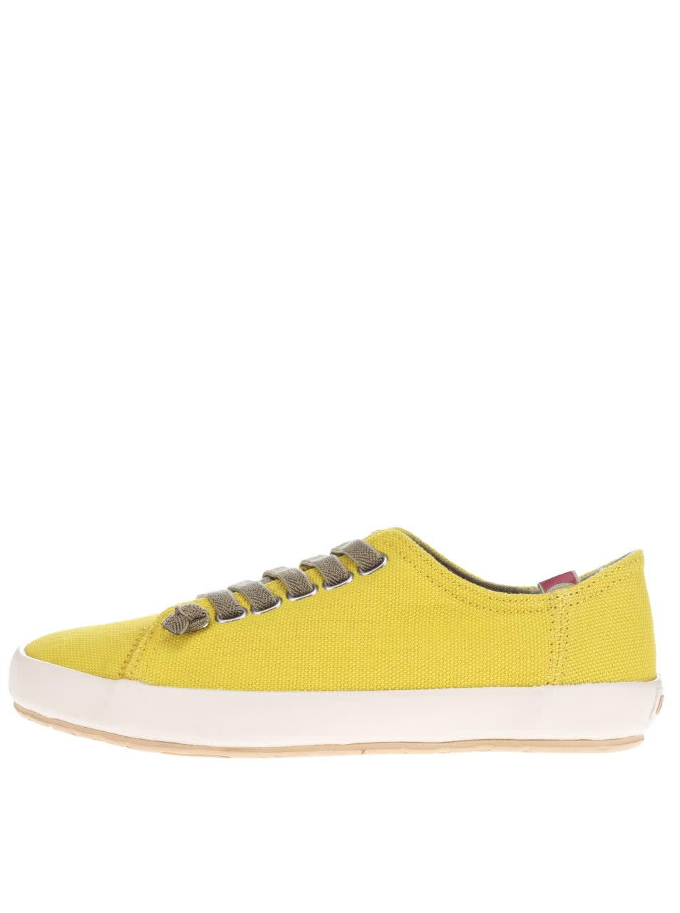 Žluté dámské tenisky Camper