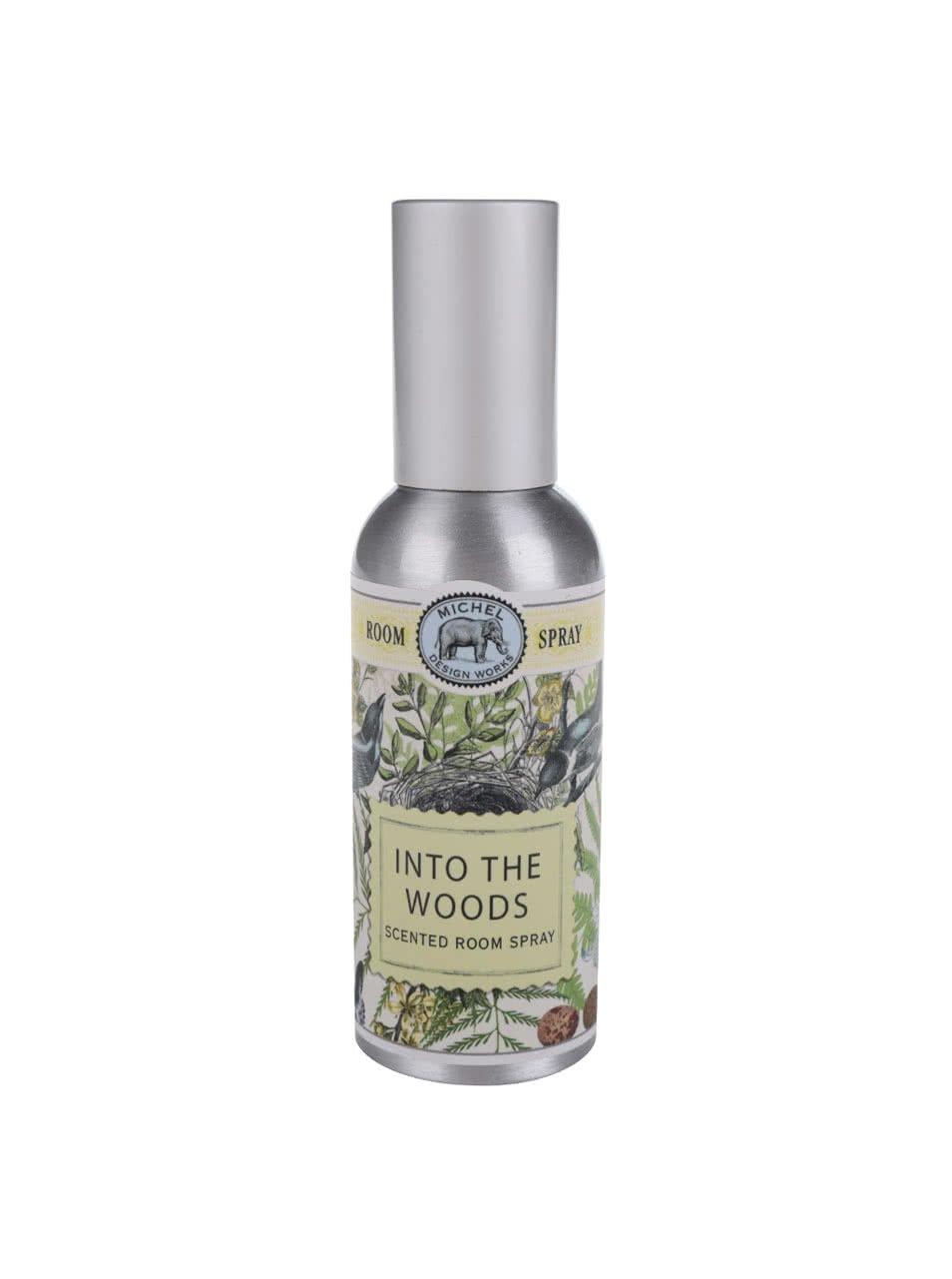Interiérový parfém ve spreji s vůní lesa Michel Design Works
