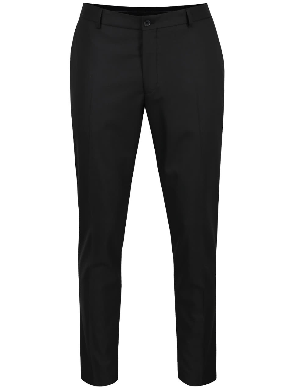 Černé formální kalhoty Jack & Jones Premium Roy