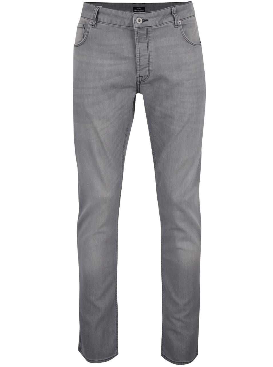 Šedé slim fit džíny !Solid Joy