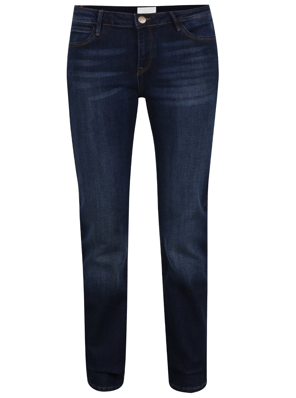 Tmavě modré dámské džíny Cross Jeans Elsa