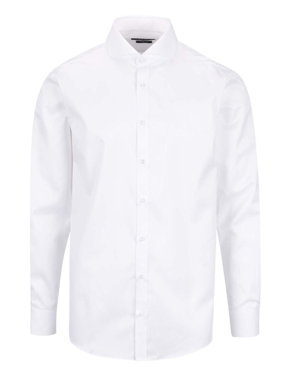Bílá pánská slim fit košile STEVULA