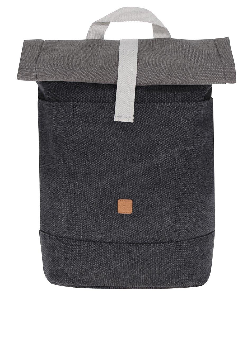 Tmavě šedý voděodolný unisex batoh Ringo Ucon 20 l