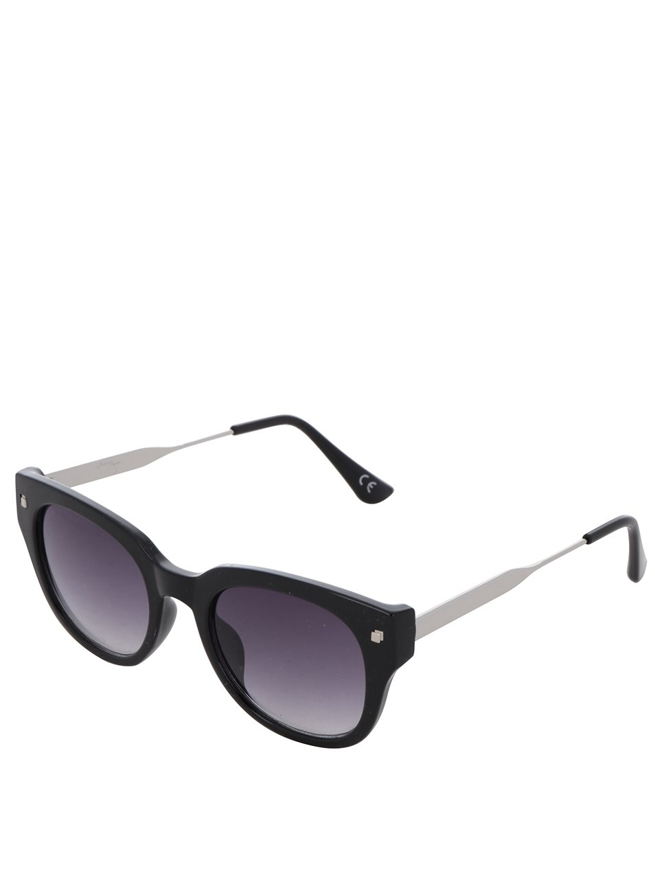 Černé sluneční brýle Jeepers Peepers