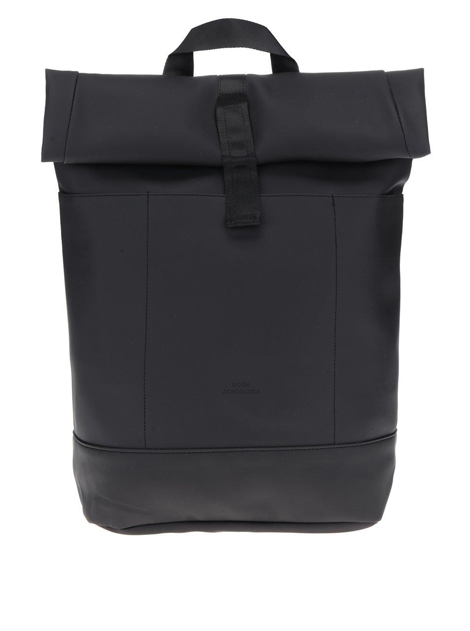 Černý voděodolný unisex batoh Haleigh Ucon 20 l