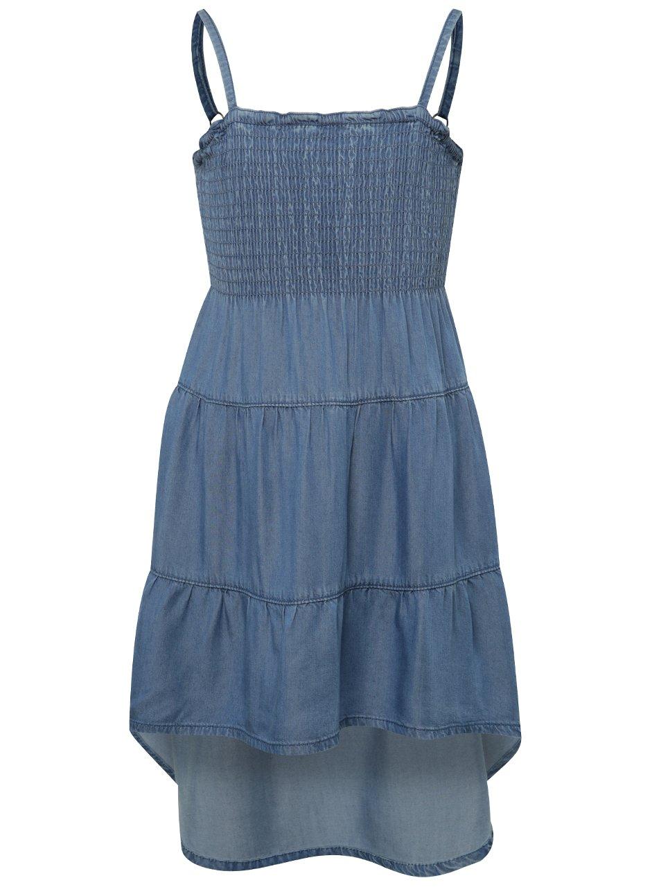 Tmavě modré holčičí šaty name it Abischa