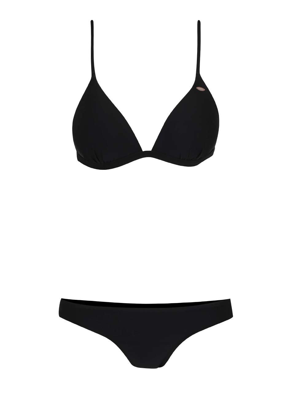 Černé dámské dvoudílné plavky O'Neill