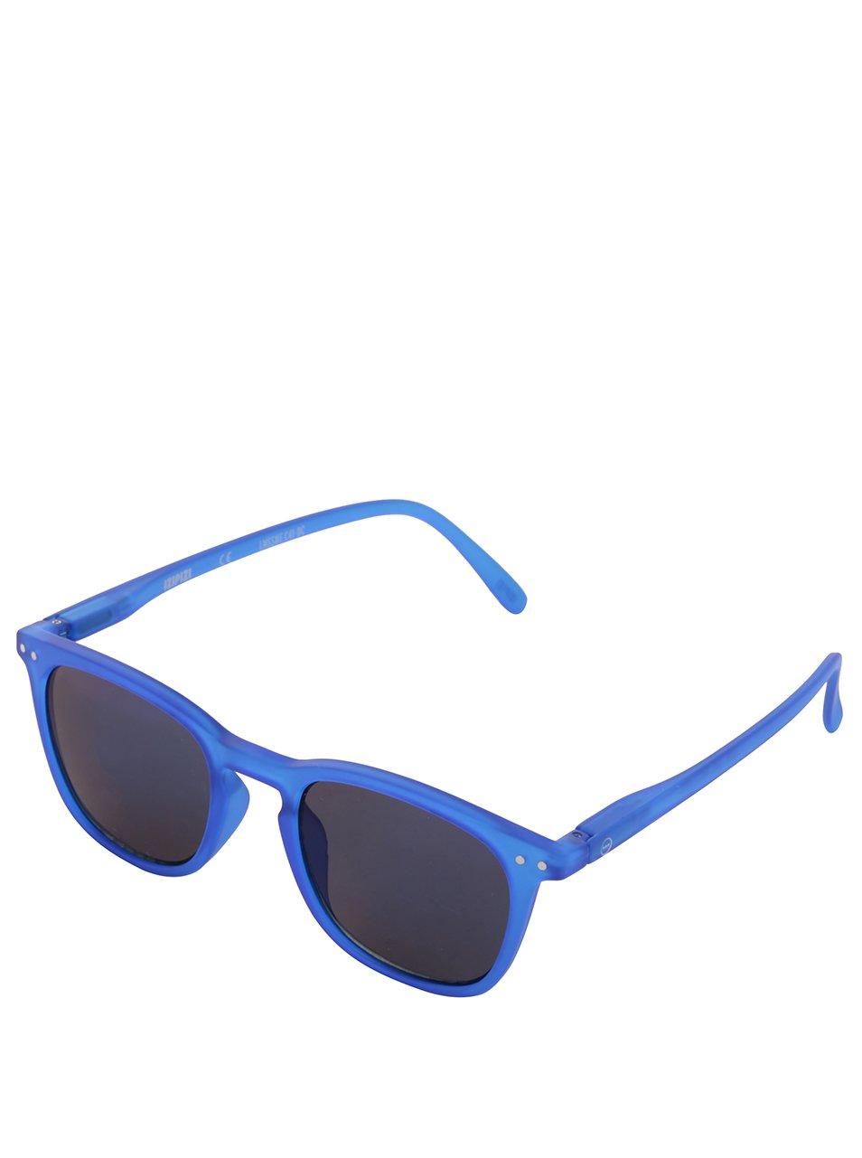 Modré sluneční brýle s černomodrými skly IZIPIZI #E
