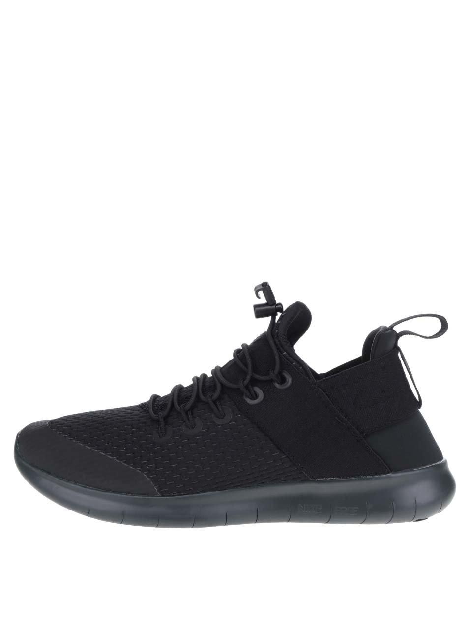 Černé dámské tenisky Nike Free Commuter