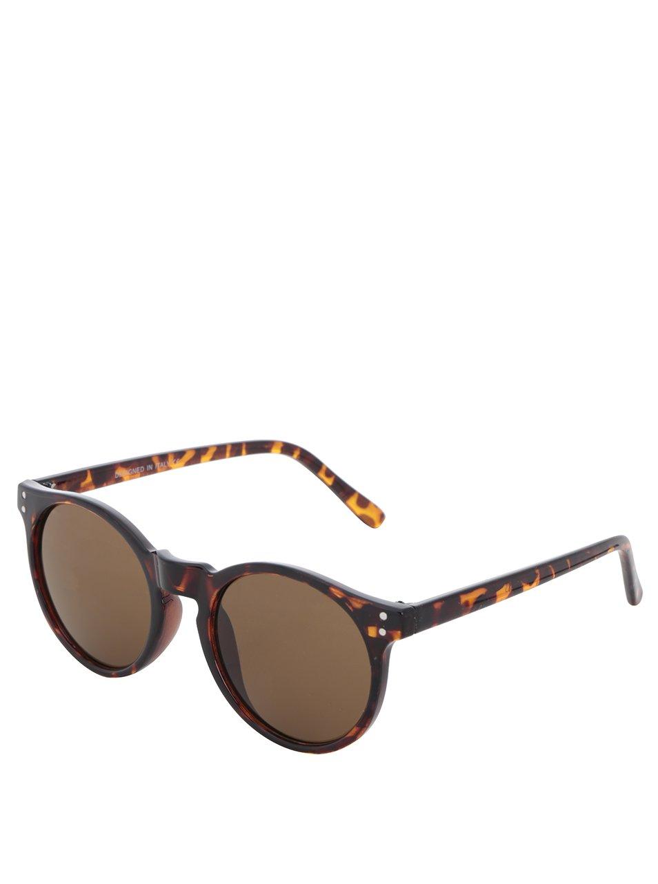 Hnědé sluneční brýle Haily´s Laura