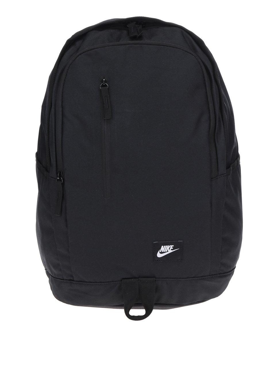 Černý pánský batoh Nike