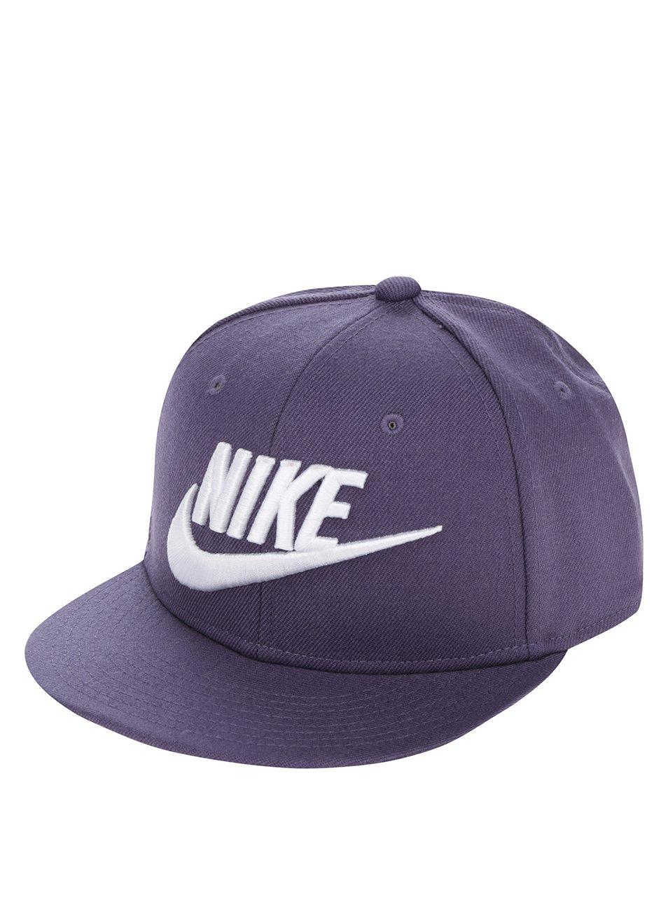 Fialová pánská kšiltovka Nike