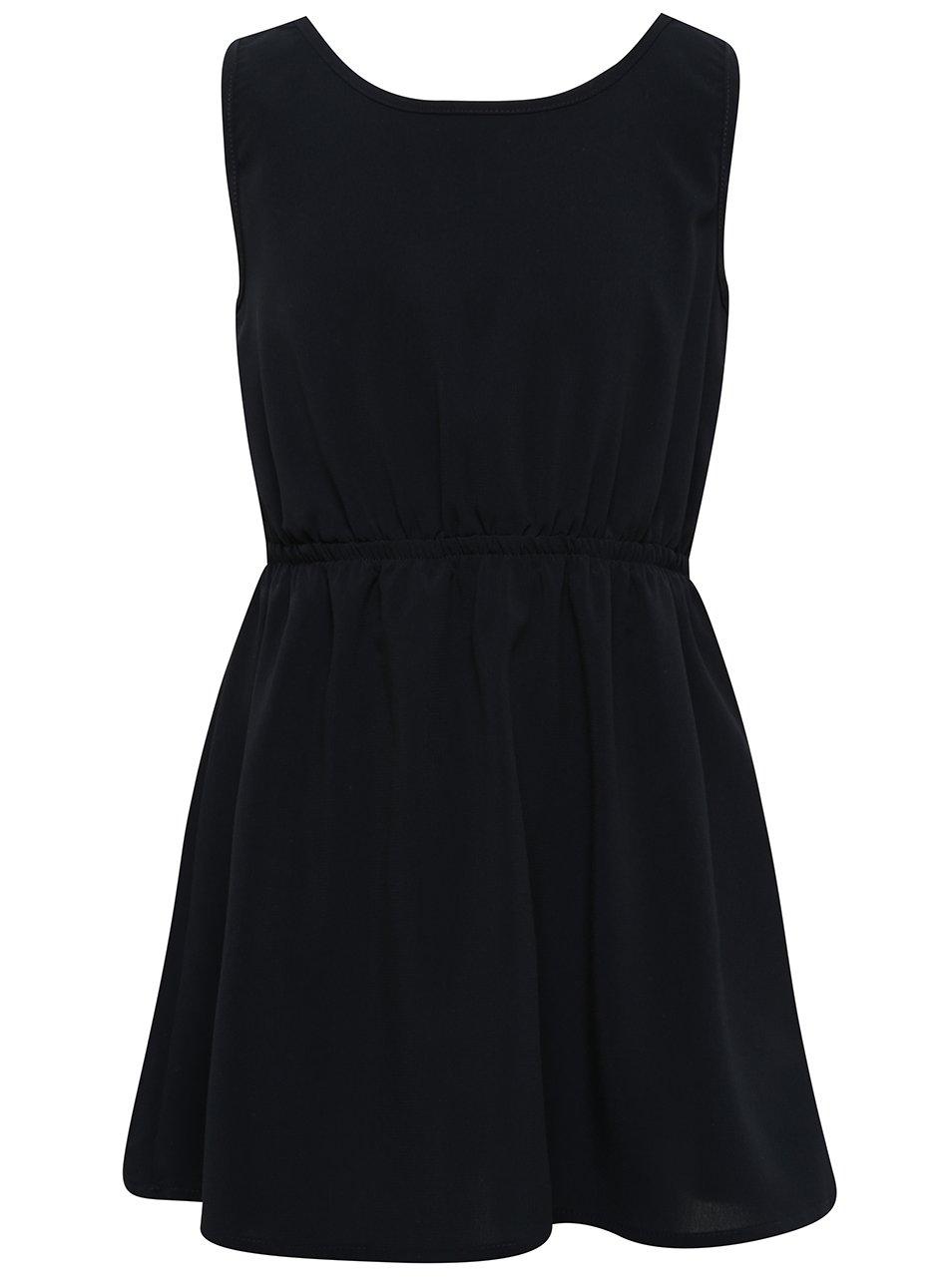 Tmavě modré holčičí šaty name it Diluna