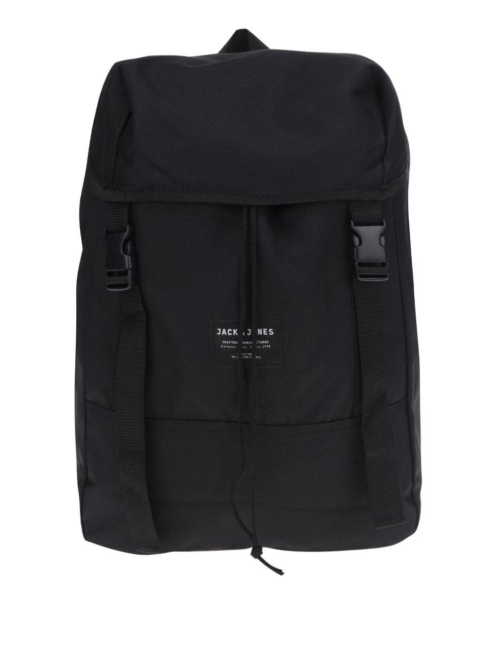 Černý batoh Jack & Jones Cross