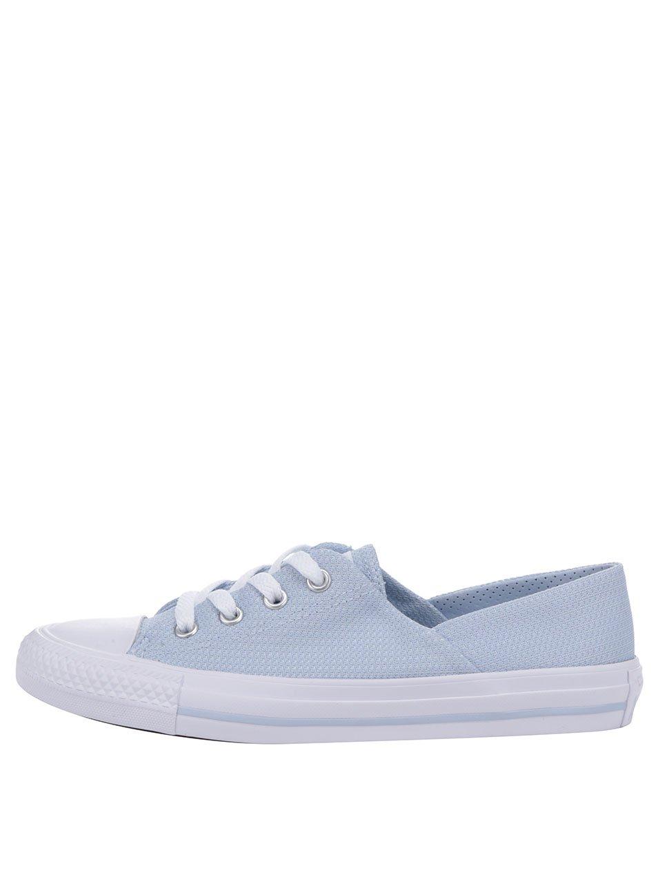 Světle modré dámské tenisky Converse