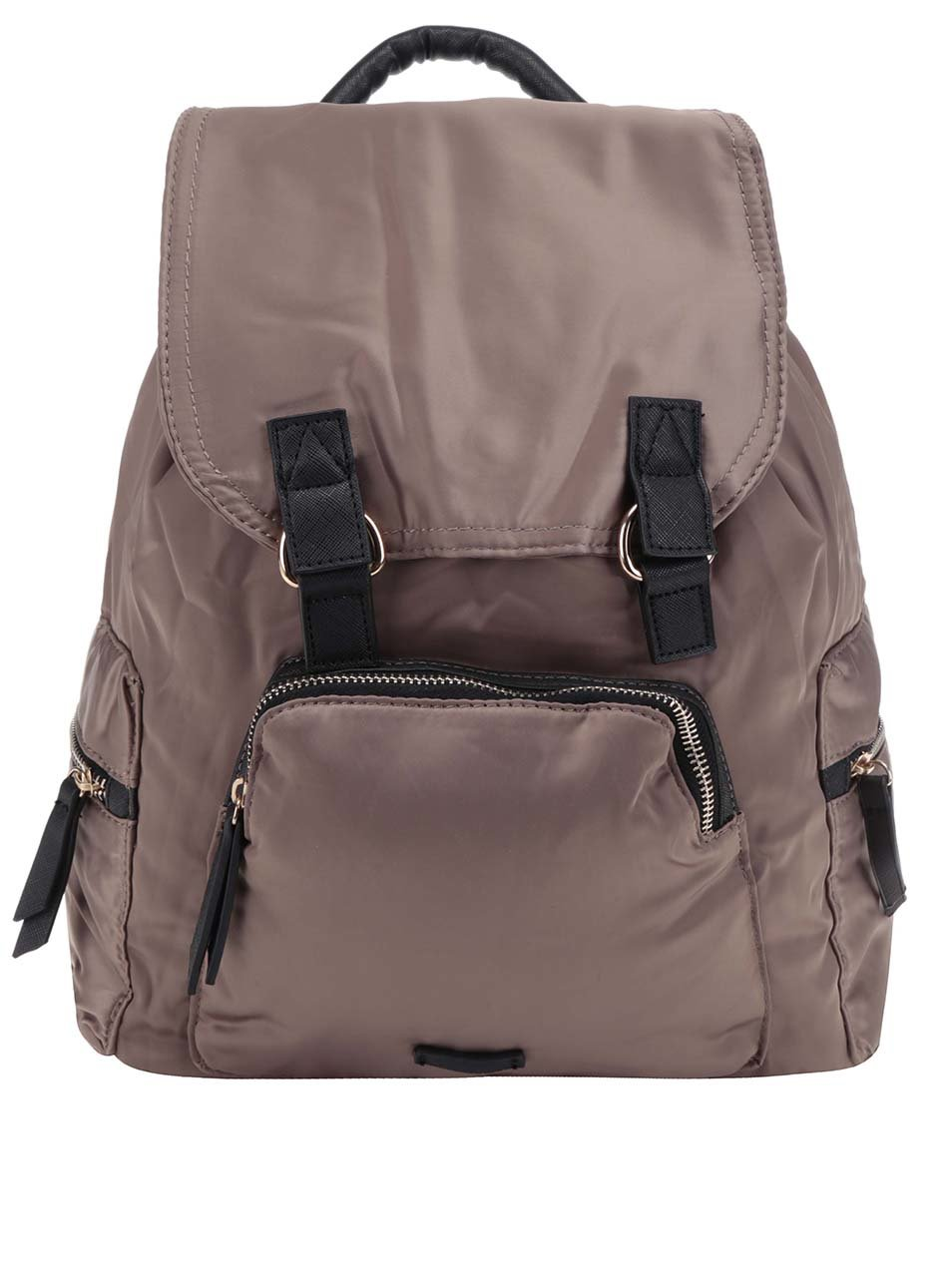 Hnědý batoh Haily's Bomba