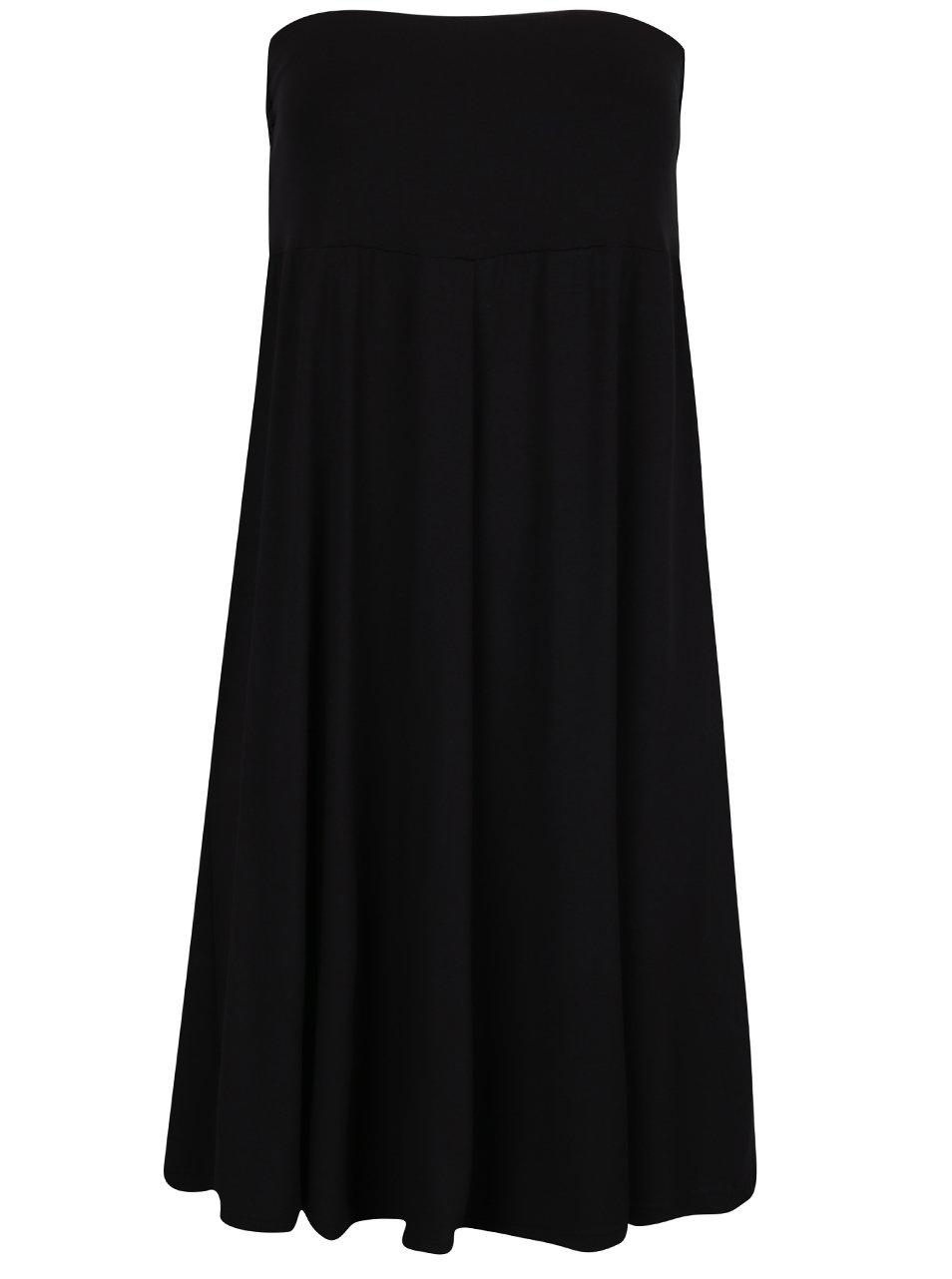 Černé variabilní šaty/sukně Ulla Popken