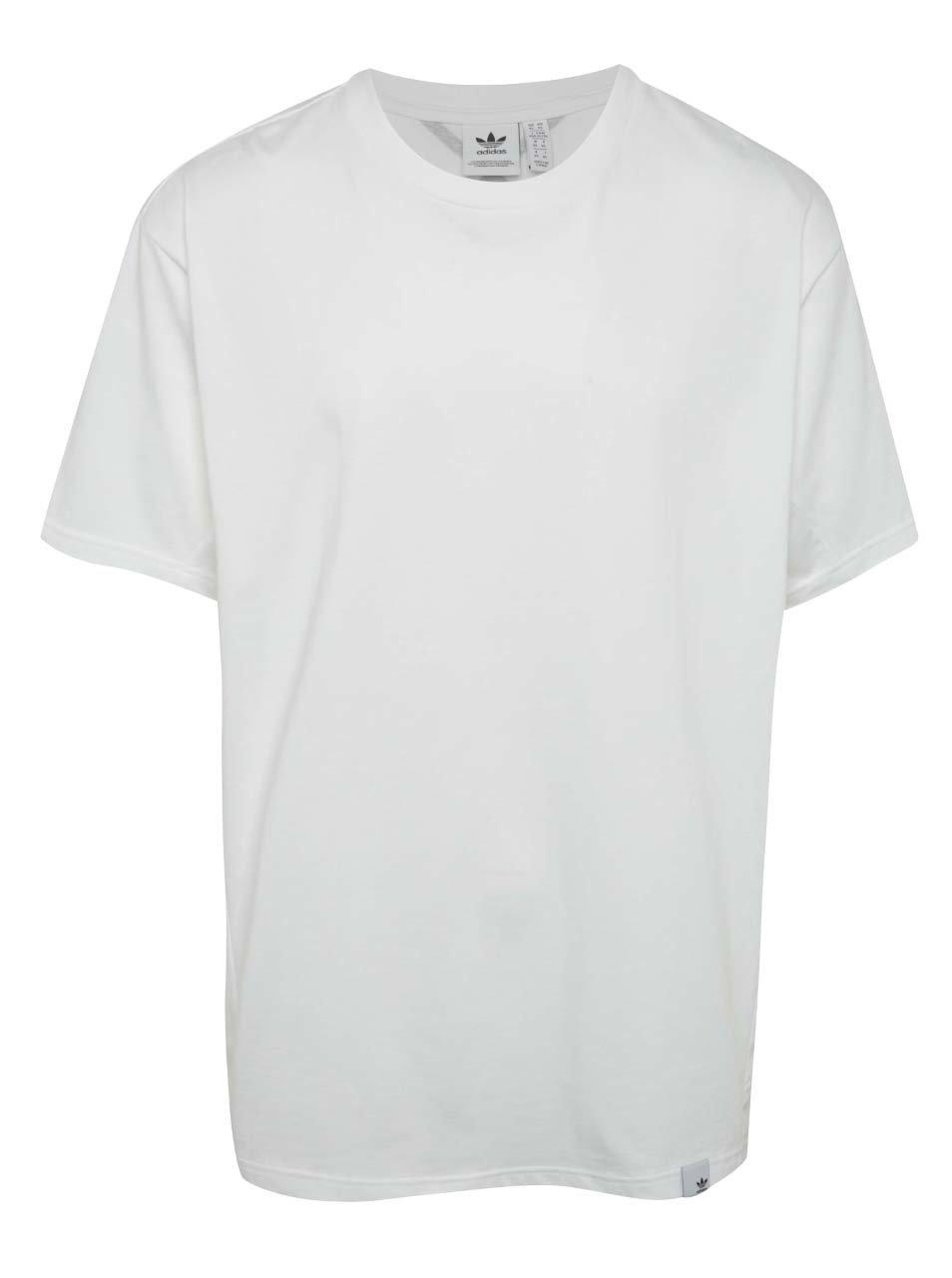 Bílé pánské tričko s krátkým rukávem Originals XBYO