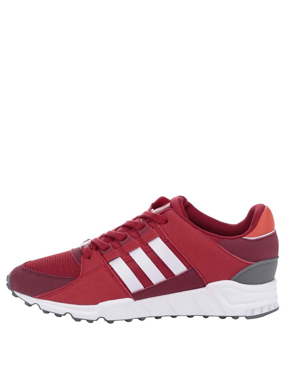 Červené pánské tenisky adidas Originals