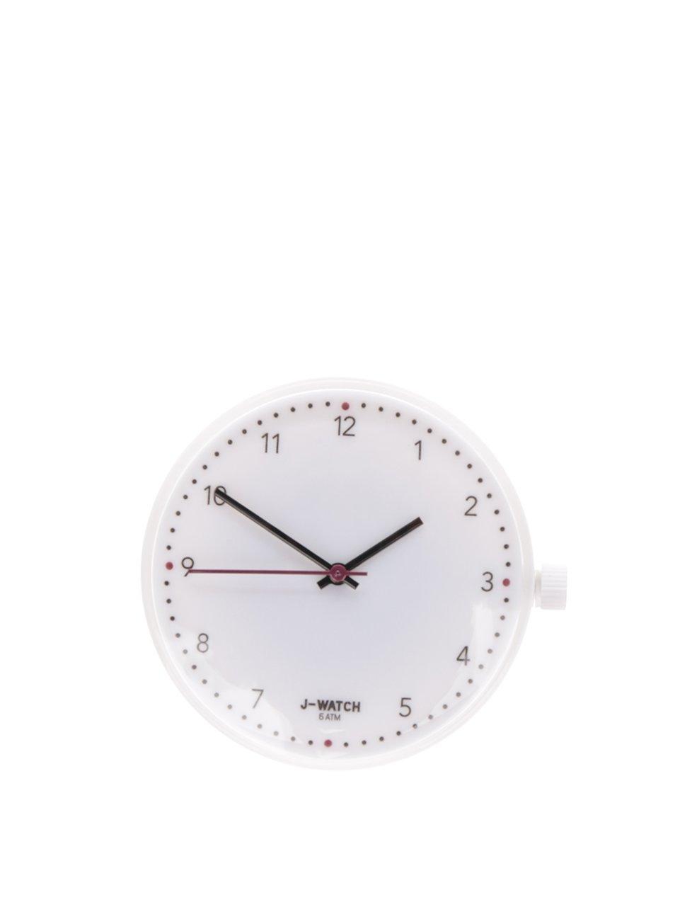 Bílý velký ciferník Ju'sto Bianco 40 mm