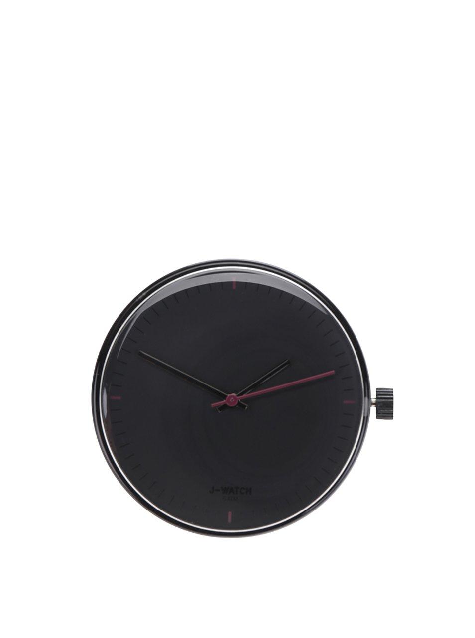 Černý velký ciferník Ju'sto Nero 40 mm