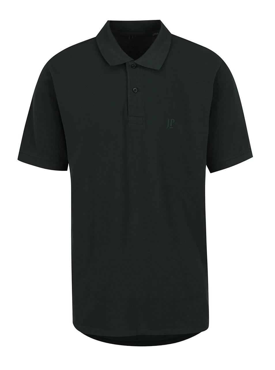 Tmavě zelené polo triko JP 1880