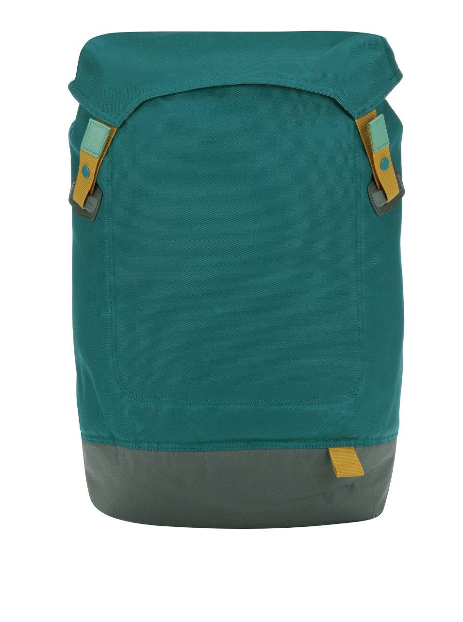 09867edefa1 Šedo-petrolejový batoh na notebook Case Logic Larimer 22 l