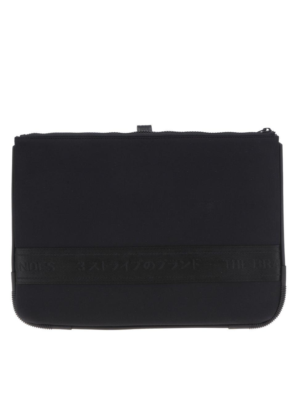 "Čierny obal na notebook adidas Originals 13"""