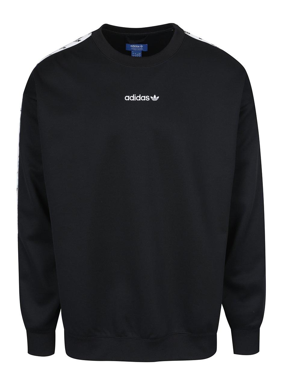 Černá pánská mikina adidas Originals