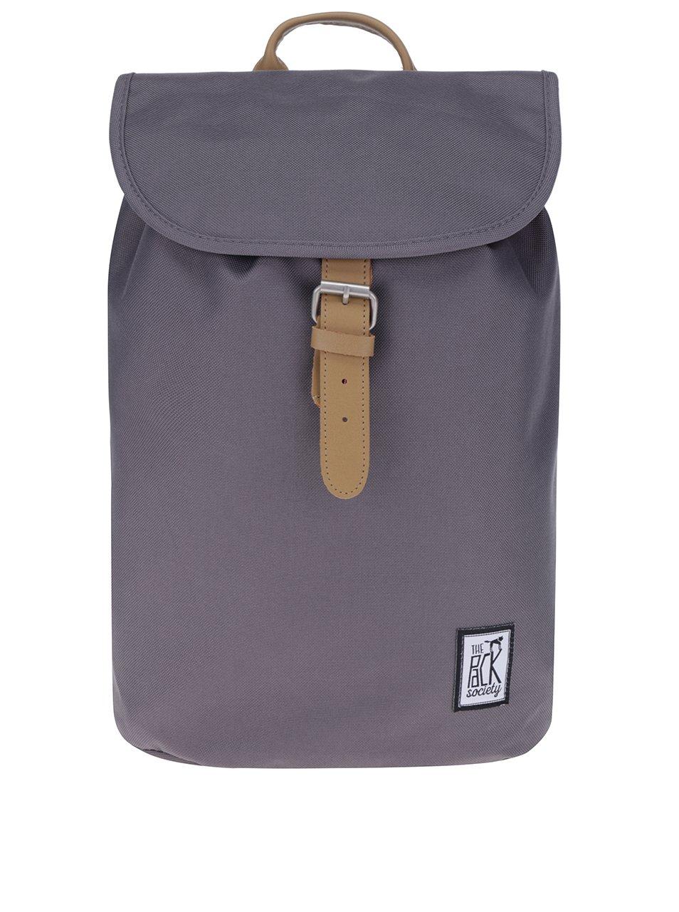 Sivý batoh The Pack Society 10 l