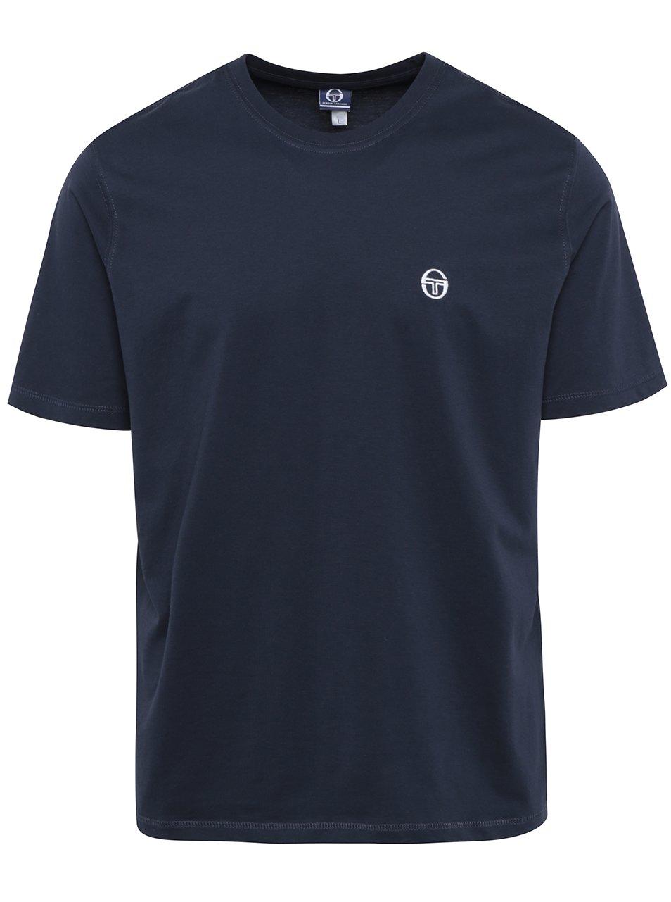 Tmavě modré pánské tričko Sergio Tacchini Daiocco