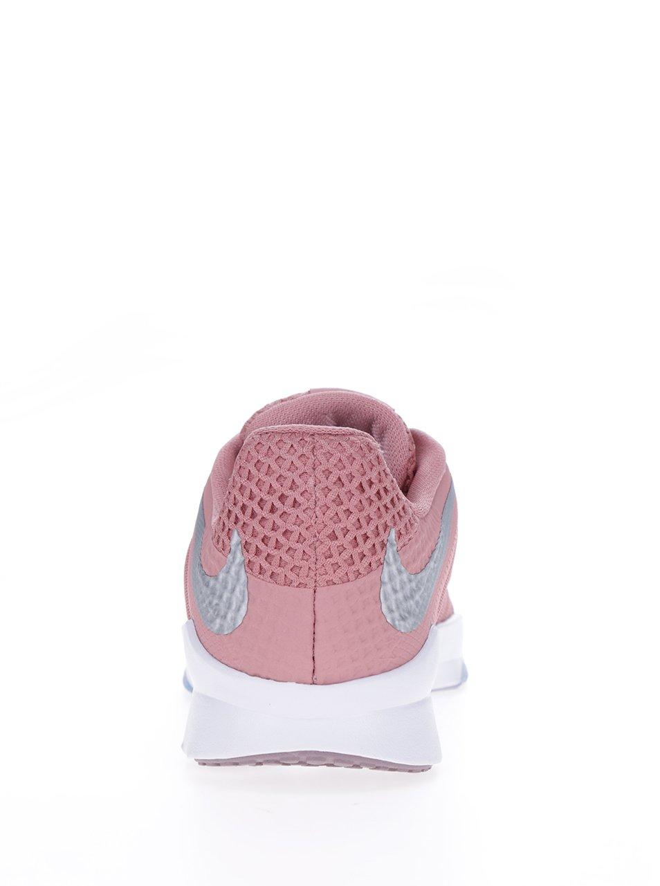 Starorůžové dámské tenisky Nike Air Zoom Condition - eleganter.cz 7903223111