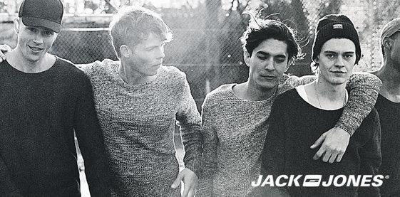 Jack & Jones: Závan svobody