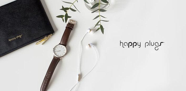 Happy Plugs: I uši mají své dny