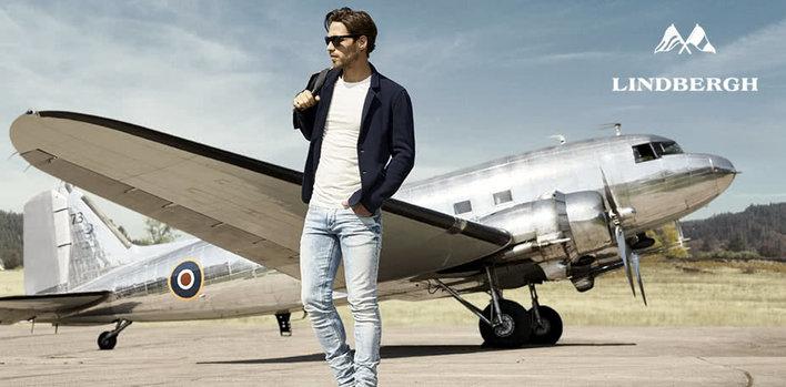 Lindbergh: Severská pecka