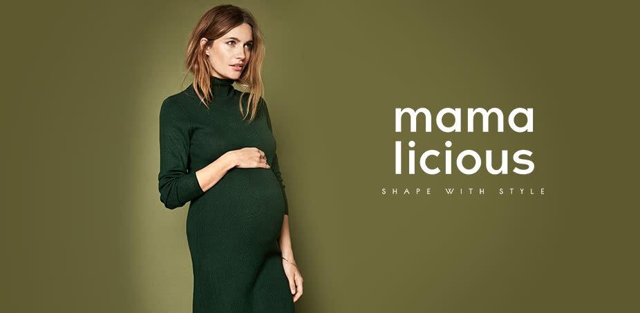 Mama.licious: Šaty pre budúce mamičky