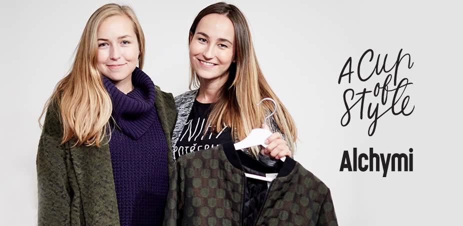 Blogerky volia trendy jesene a zimy: Olivová farba