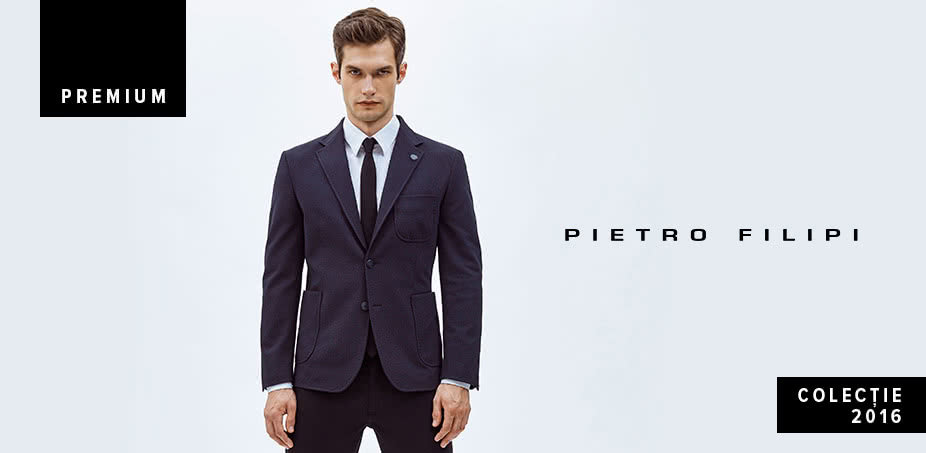 Pietro Filipi: Eleganță pentru EL