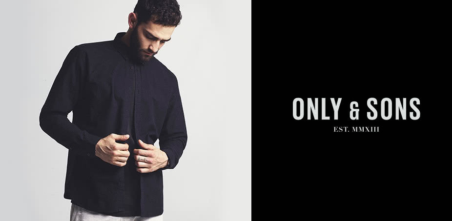 ONLY & SONS: Drsniak zo severu