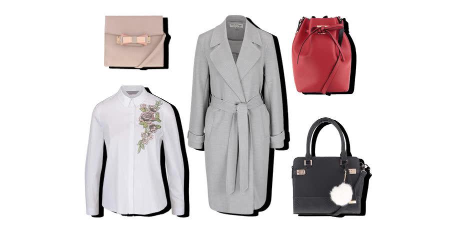 Fantastické kabelky, šaty a kde je najít